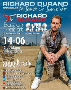 [14.06.2014] IN SEARCH OF SUNRISE 12 (WORLD TOUR)  - RICHARD DURAND, BASTIAN SALBART & CARLO CALABRO