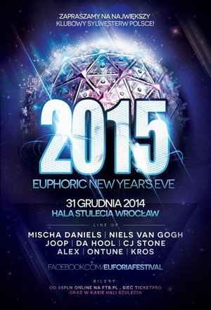 Euphoric New Year Eve 2015