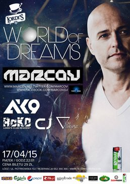 World Of Dreams Festival with MARCO V !