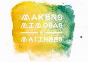 Makers, Mimosas & Matinees: A Free Afternoon of Creative Workshops & Film Screenings