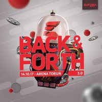 Back & Forth 3.0 bilety