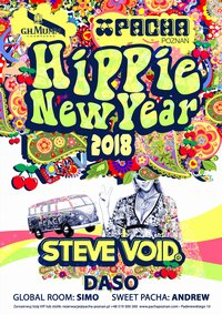 Hippie New Year 2018 bilety