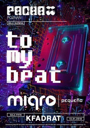 To My Beat by Pequeno