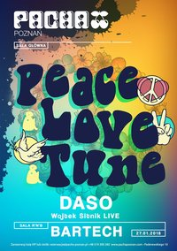 Peace & Love & Tune bilety