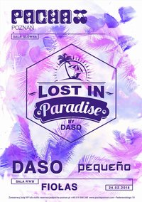 Lost In Paradise bilety