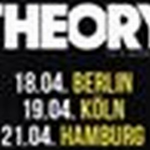 Theory of a Deadman 18.04. Berlin - Bi Nuu