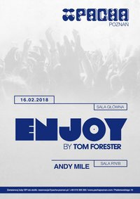 ENJOY by Tom Forester bilety