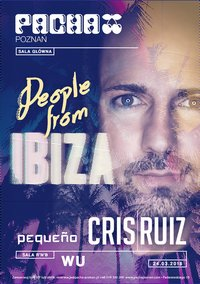 People From Ibiza | Cris Ruiz bilety