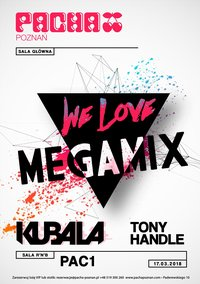 We Love Megamix | Kubala bilety