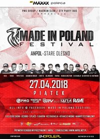Made in Poland Festival bilety
