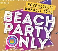 Beach Party Only -