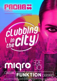 Clubbing In The City bilety