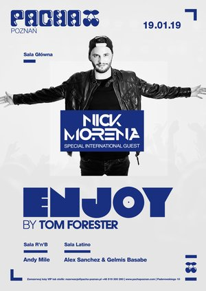 ENJOY by Tom Forester