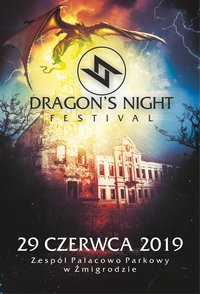 Dragons Night Festival 2019 bilety
