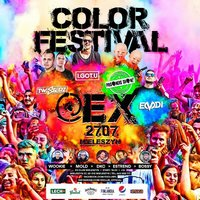 Color Festival bilety