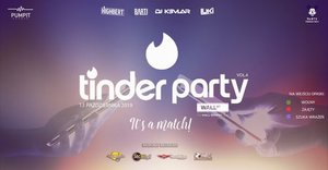 Tinder Party / Party Productions & Pump IT Events / Wall Street Club Wrocław