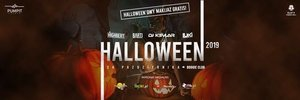 Halloween 2019 | Pump It Events x Party Productions