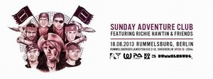 Richie Hawtin - Berlin, Germany @ Sunday Adventure Club