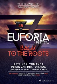 Euforia - Back to the roots  bilety