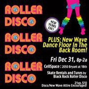 NYE Roller Disco Party