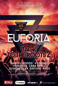 Euforia - Back to the Roots 2 bilety